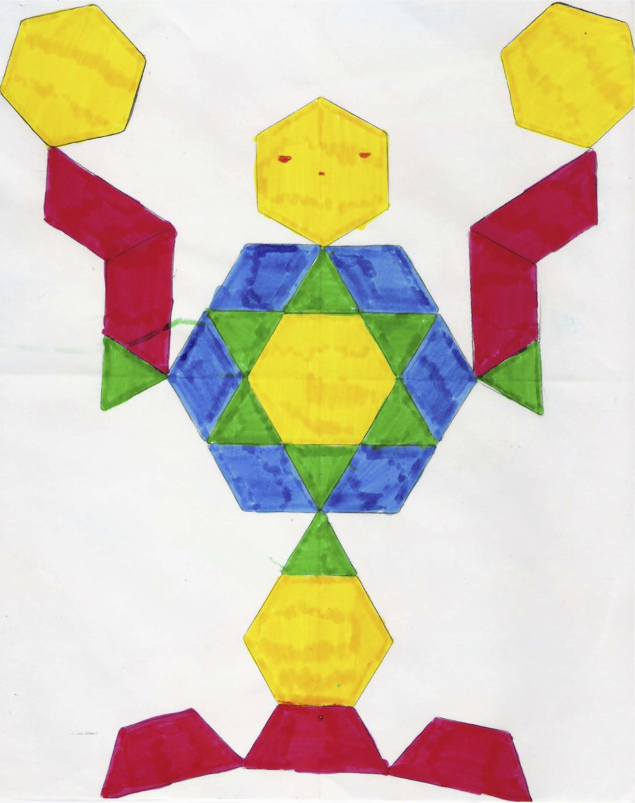 mathreuls [licensed for non-commercial use only] / Pattern Block ...